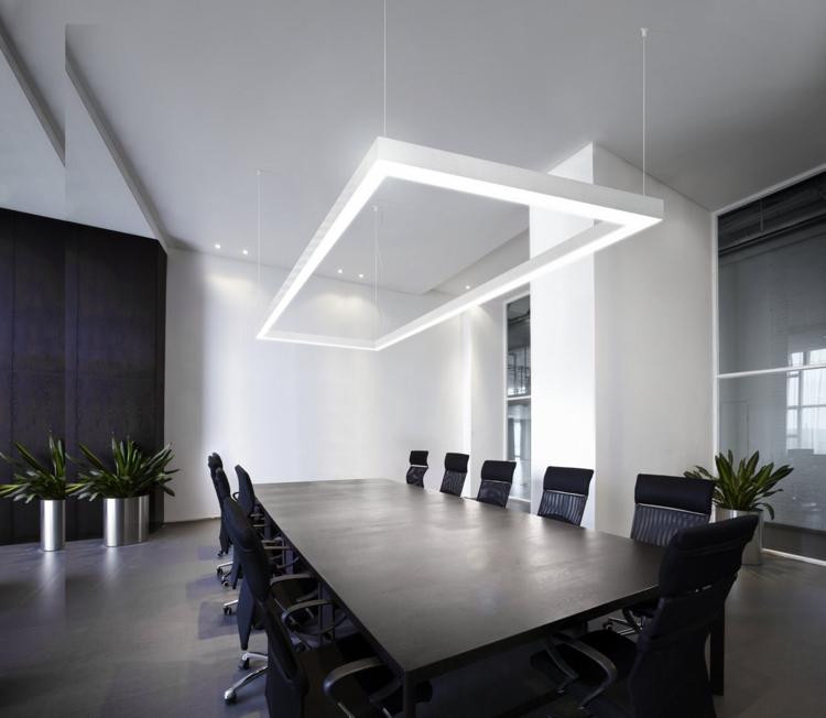 Ruban LED Encastrable Ou Suspendu De Design Italien Ides