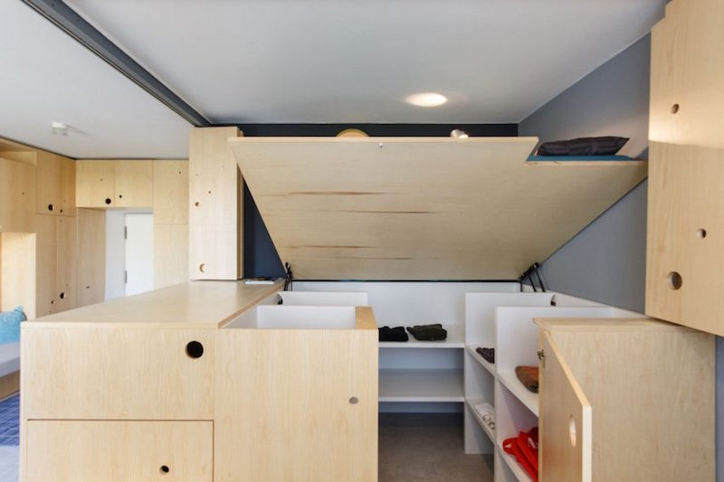cuisine équipée pour petit espace