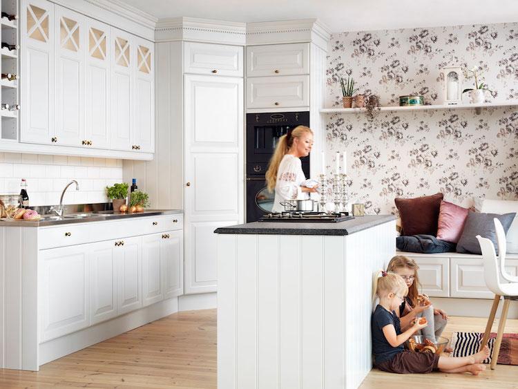 comment équiper une petite cuisine