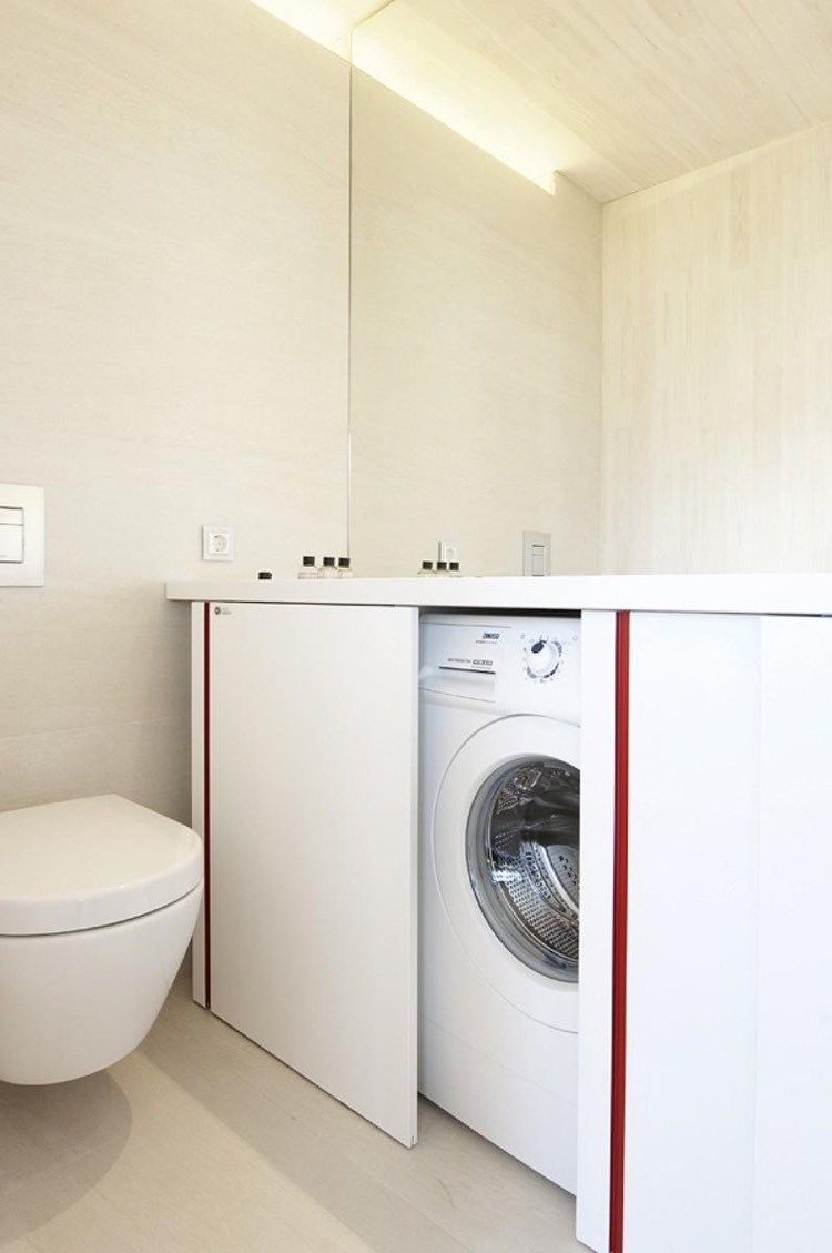 meuble pour machine a laver esthetique