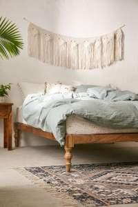 Chambre bohme blanche et pleine de charme pour un chez ...