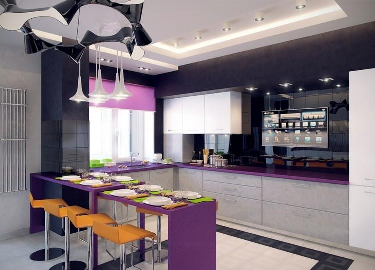 Design Interieur Cuisine Design Cuisine Tendance Idees