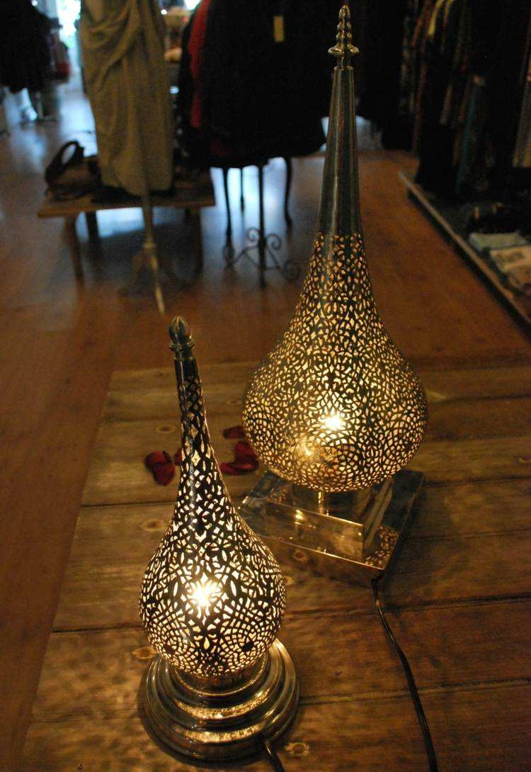 Lampe orientale profiter de son ct chaleureux pour