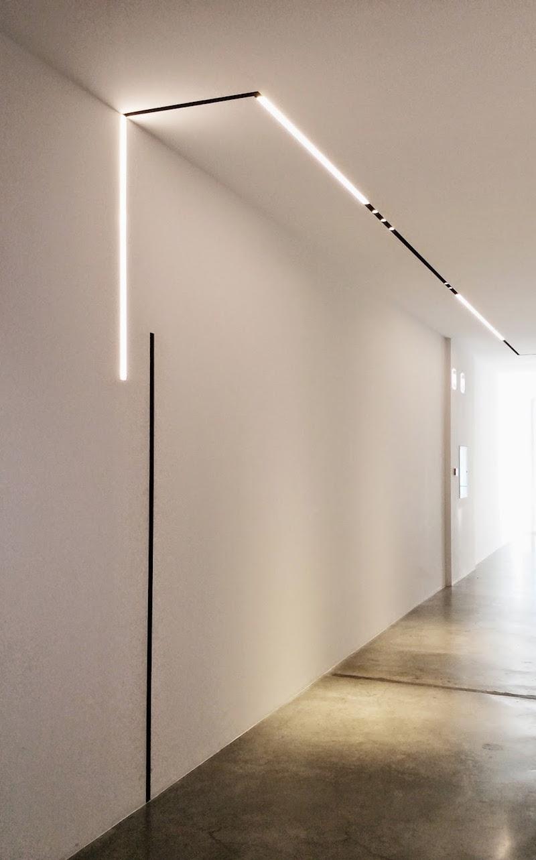 Profil LED encastrable clairage de pointe et atmosphre exclusive