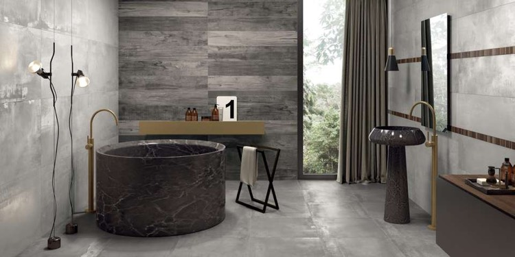 Beton Cire Faience Salle De Bain - Amazing Home Ideas ...