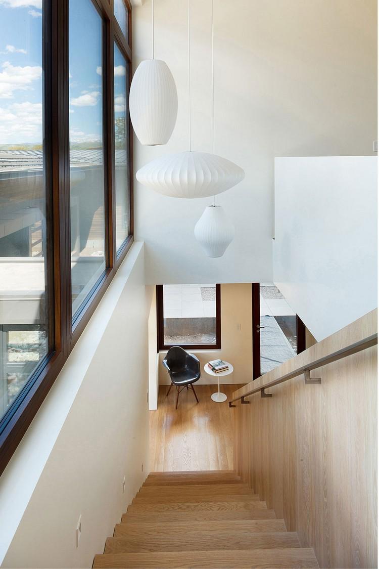 Fenetres Maison Moderne | Maison Moderne Style Plat Extérieur Design ...
