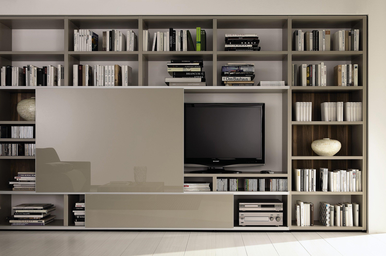 meuble tv bibliotheque en 40 idees pour
