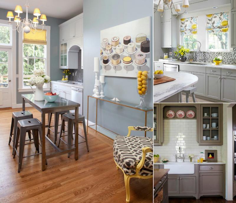 Quelle couleur pour une cuisine chic  40 ides de peinture et meubles