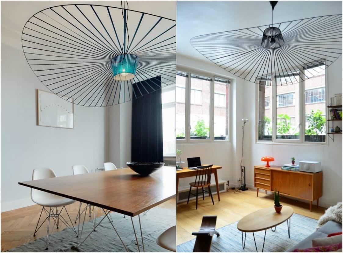 Luminaire Suspension Salon  Architecture De La Maison