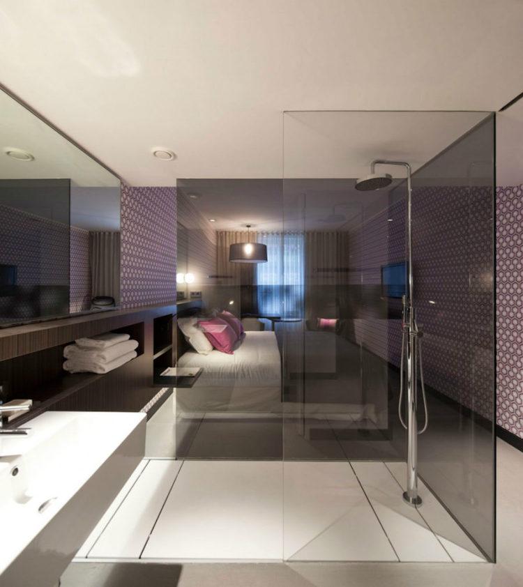 Chambre avec salle de bain  sinspirer de certains des meilleurs htels