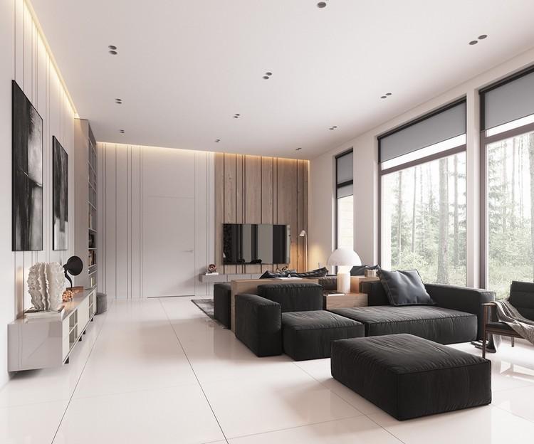 Deco Appartement Carrelage Blanc Venus Et Judes