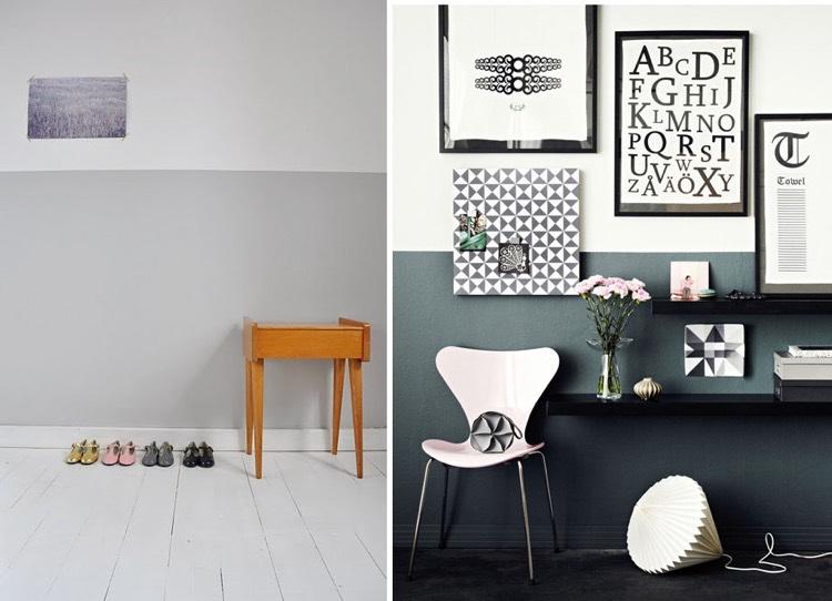 Couleur interieur de maison simple chaque peinture a ses - Idee couleur maison interieur ...