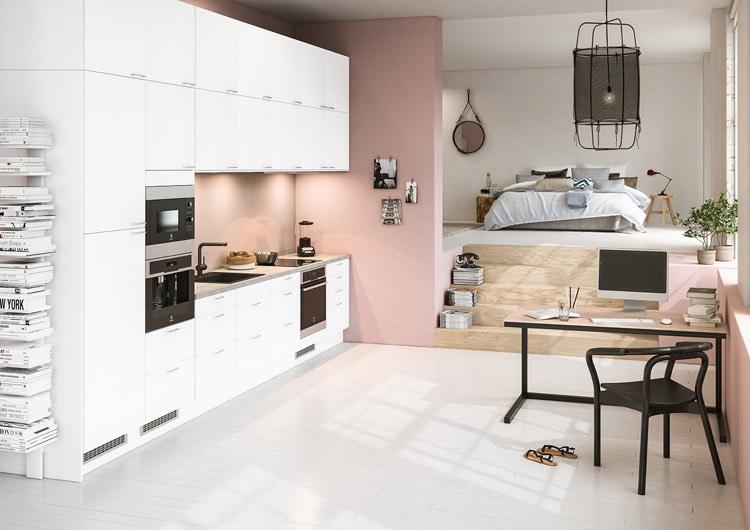 Quelle couleur de mur pour une cuisine et quels codes dco adopter