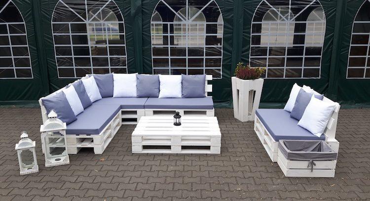 fabriquer salon de jardin en palette de bois 35 idees creatives et inspirantes