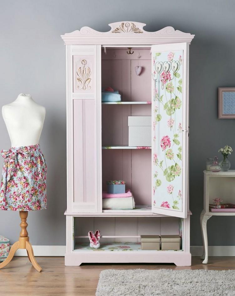 relooker armoire ancienne dressing decoupage parquet massif relooker armoire ancienne en 30 idees deco bluffantes