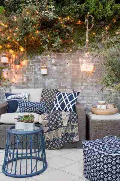 Mixing up your outdoor lighting