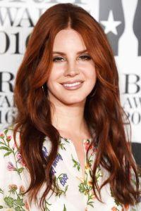 Couleur auburn cheveux la coloration flamboyante et ...