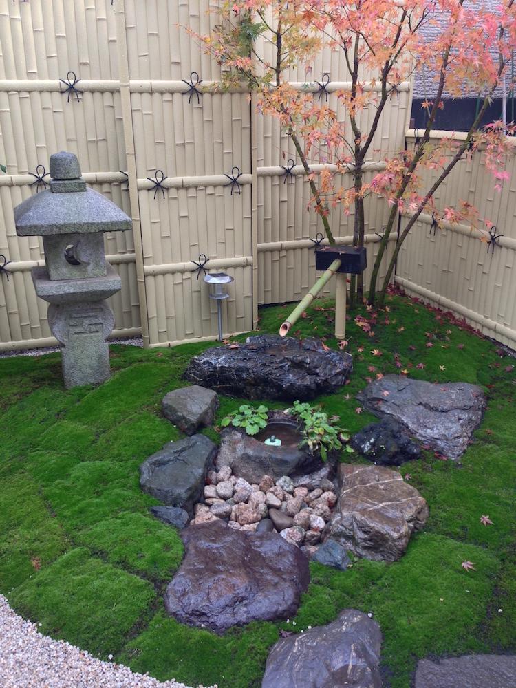 Petit Jardin Zen Japonais