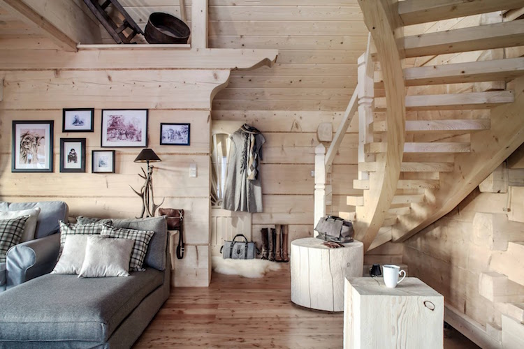 Dcoration chalet intrieur incontournables pour russir lambiance cosy