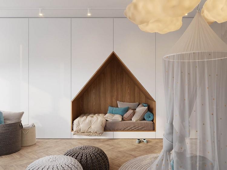 Crer une chambre enfant design super moderne et originale