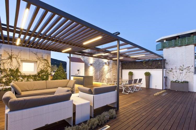 Amnagement De Terrasses Modernes Ides Captivantes Pour
