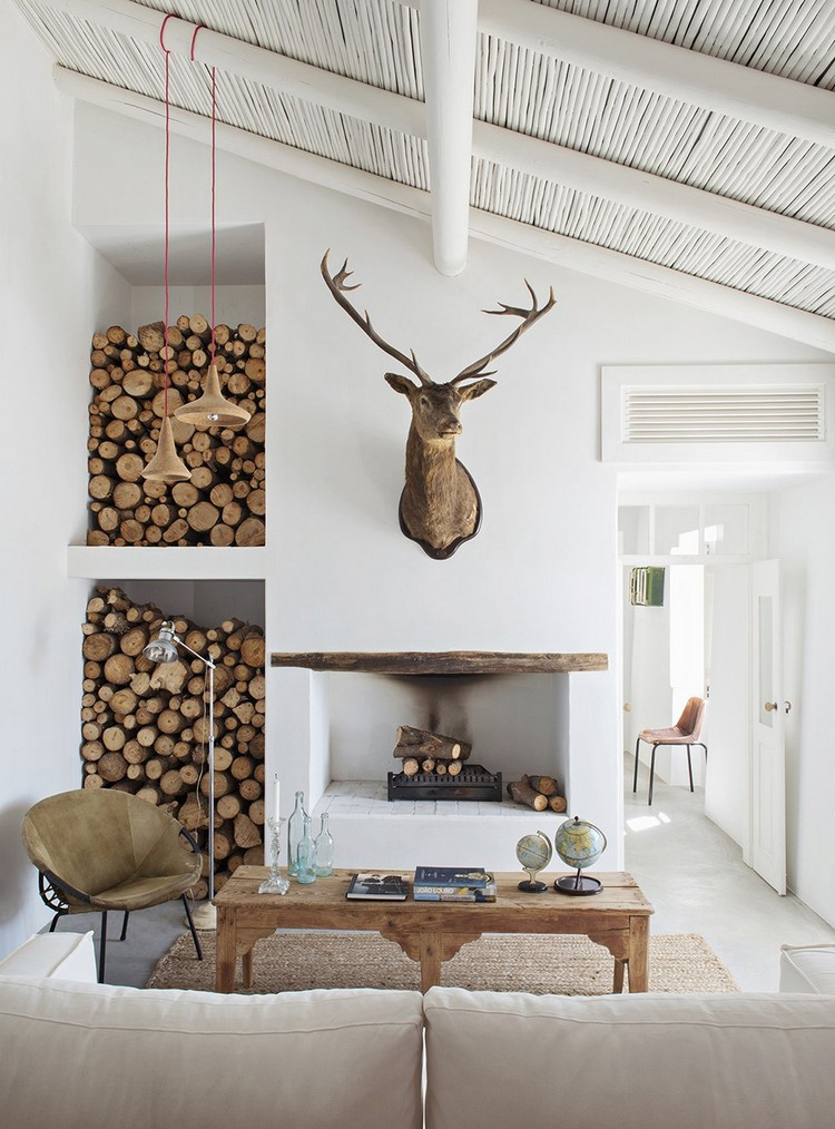 Idee Deco Chalet Montagne Thelab Top