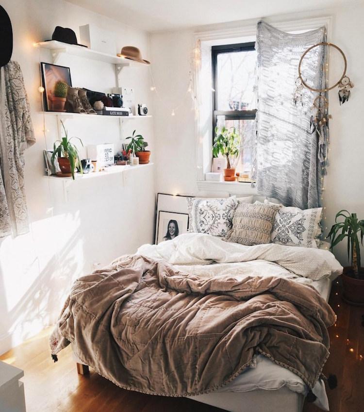decoration chambre coucher adulte boheme attrape reve lumieres decoration chambre adulte inspiree par les top idees sur pinterest