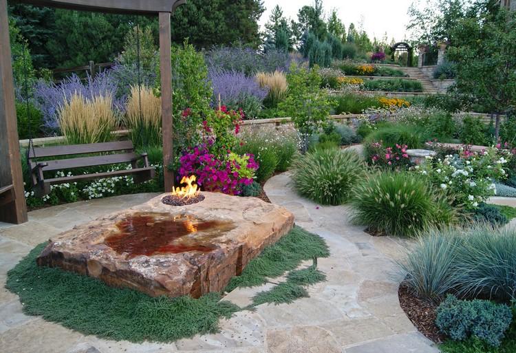 Ide Massif Jardin Amazing Salon De Jardin Bois Massif