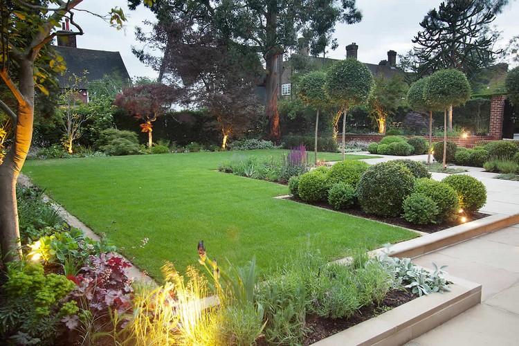 Ides jardins modernes  top 20 des tendances rcupres sur Pinterest