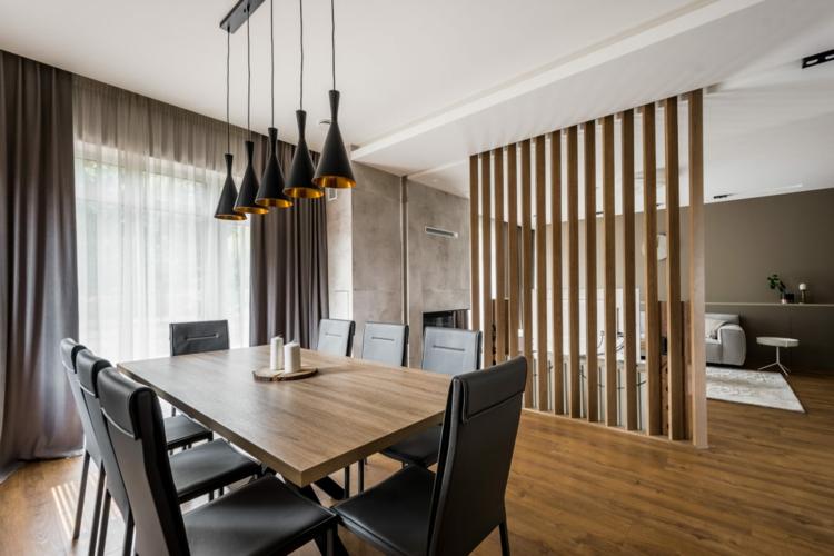 Comment faire fonctionner la dco gris et bois dans lintrieur moderne