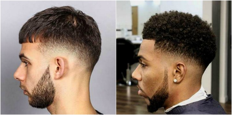 coiffure homme degrade nos idees pour