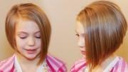coupe de cheveux petite fille en