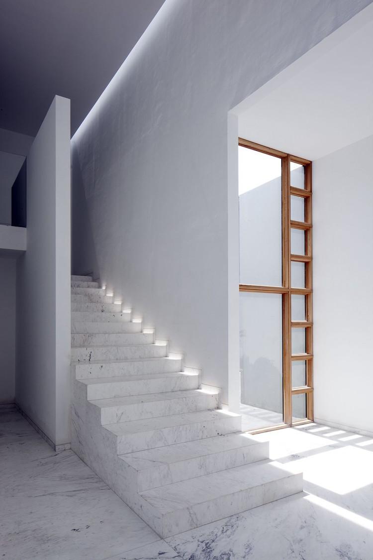 Crez Un Design Intrieur Raffin Grce Lescalier En