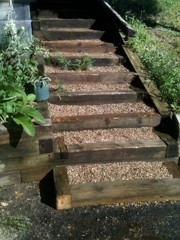25+ White Pebbles Landscaping Steps Pictures and Ideas on Pro Landscape