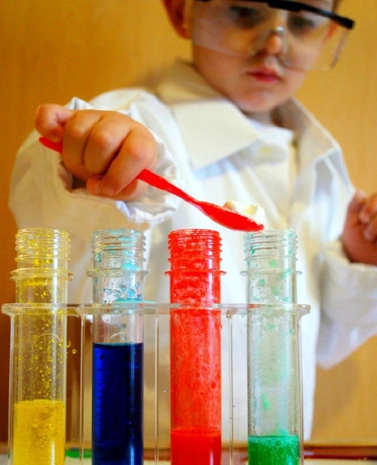 Exprience scientifique enfant  ides DIY  reproduire avec vos petits