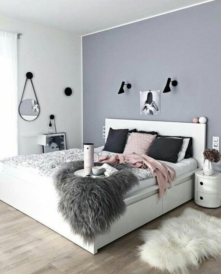 Chambre ado fille moderne en 50 ides pour un dcor gnial et cosy