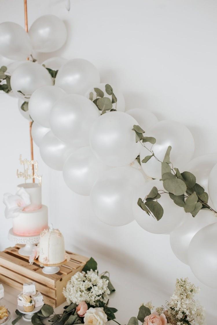 Dcoration Ballon Anniversaire Fille Pour Organiser Une