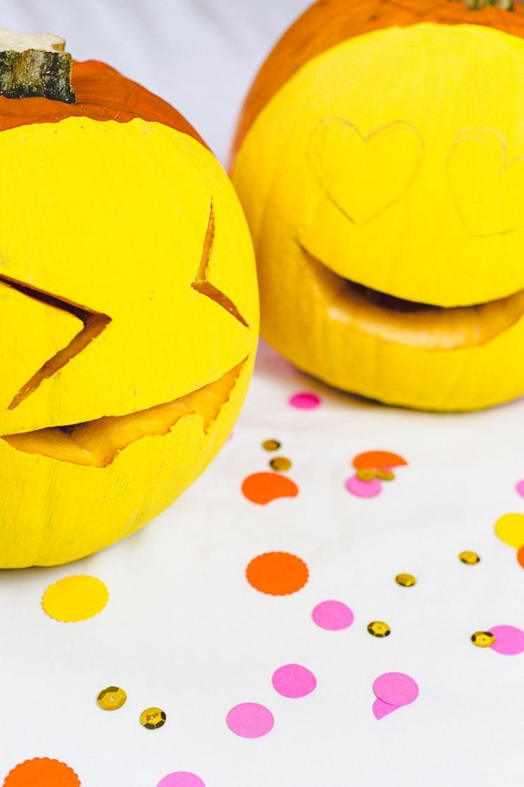 Dcoration de citrouille originale  ides flambant neuves  tenter en 2018