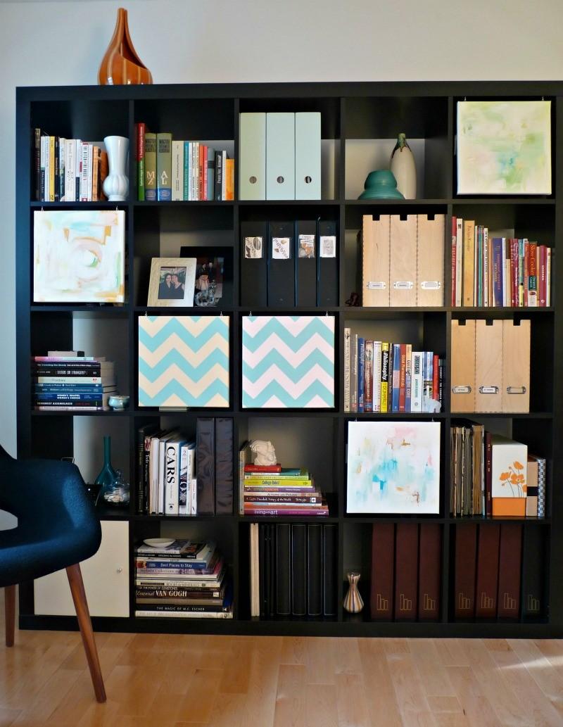 bibliotheque kallax 20 idees pour