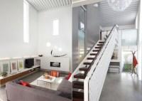 Interior design - A high-tech style interior