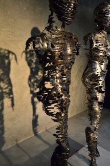 modern art - contemporary sculptures