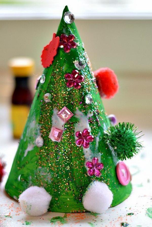 Small Christmas Craft Ideas