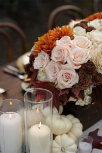 DIY Thanksgiving table decoration ideas  25 easy to make ...