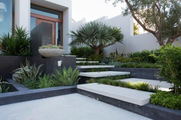 elegant landscape design - branksome