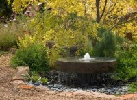 15 garden water features for harmonious soul and mind