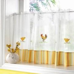 Kitchen Curtain Ideas Design Plans Curtains Modern Interior