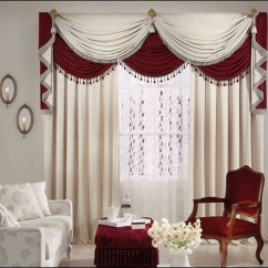 Curtains With Valance For Living Room Rp 50 Window The Interior Design Of Your Home