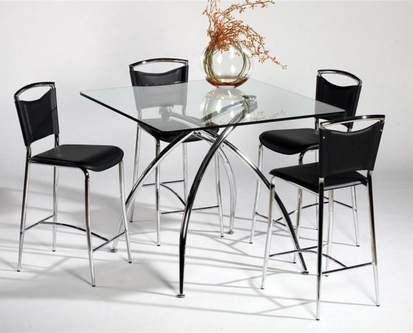 High Pub Dining Tables And Stools