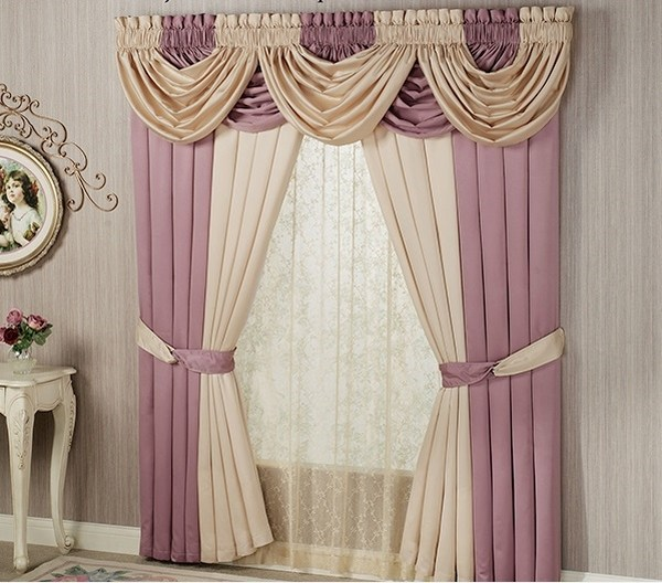 curtains with valance for living room grey furniture ideas 50 window the interior design of your home