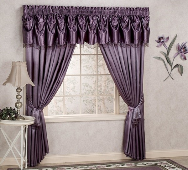 how to design curtains for living room decorate modern style 50 window valance the interior of your home purple decorating ideas